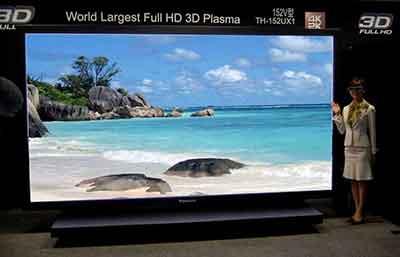 شکل- تلویزیون پلاسما چیست