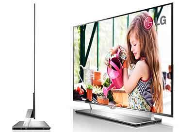 شکل2 - تلویزیون OLED اولد