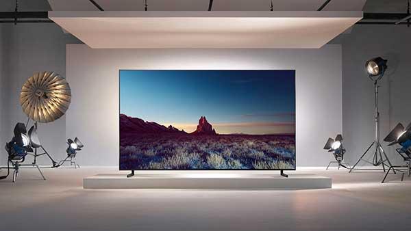 شکل – تلویزیون های سری Q950 سامسونگ