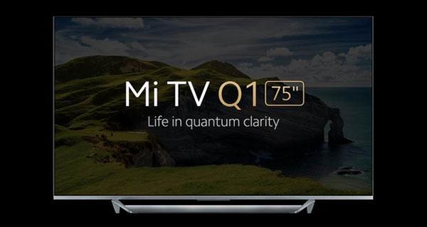 شکل – تلویزیون شیائومی MITVQ175