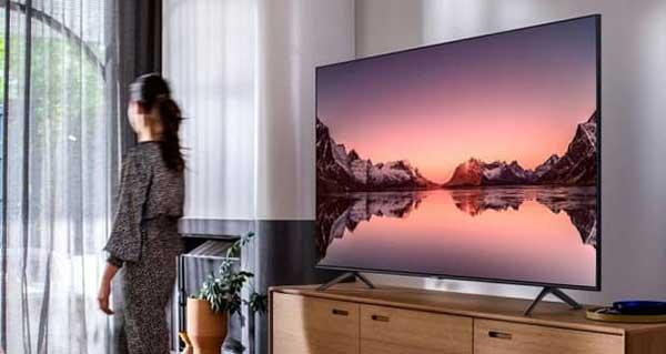 شکل 1 – تلویزیون های جدید سامسونگ
