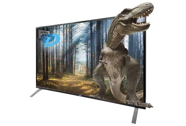 شکل1- تلویزیون سه بعدی چیست